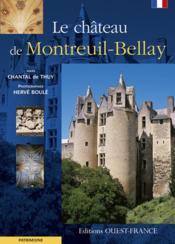 Montreuil-bellay - Couverture - Format classique
