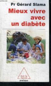 Mieux Vivre Avec Un Diabete - Couverture - Format classique