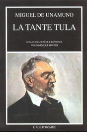 Tante Tula (La) - Intérieur - Format classique