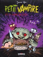 Petit Vampire T.5 ; Petit Vampire Et La Soupe De Caca - Intérieur - Format classique