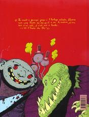 Petit Vampire T.5 ; Petit Vampire Et La Soupe De Caca - 4ème de couverture - Format classique