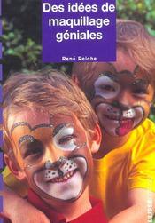 Des Idees De Maquillages Geniales - Intérieur - Format classique