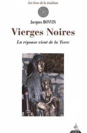 Vierges Noires Dervy - Couverture - Format classique