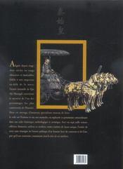 L'Armee Eternelle - 4ème de couverture - Format classique