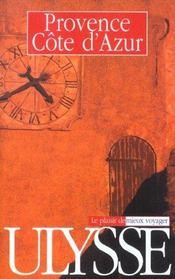 Provence Cote D Azur 4e Edition - Intérieur - Format classique