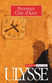 Provence Cote D Azur 4e Edition - Couverture - Format classique