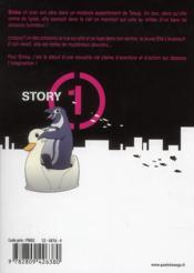 Tokyo ESP t.1 - 4ème de couverture - Format classique