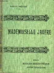 Mademoiselle Jaufre. - Couverture - Format classique