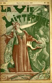 Struensee A La Comedie Francaise. 2 Eme Partie Et Fin. La Vie Litteraire. - Couverture - Format classique