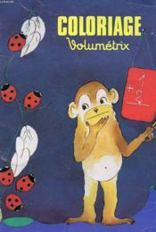 Coloriage Volumetrix - Couverture - Format classique