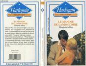 Le Manoir De Landscombe - Valley Of Shadows - Couverture - Format classique