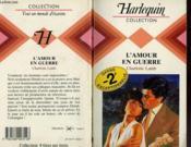 L'Amour En Guerre - Love Games - Couverture - Format classique