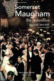 Vente  Mr Ashenden agent secret  - William Somerset Maugham