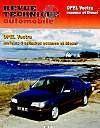 Rta 515.3 Opel Vectra Essence Et Diesel 89-96 - Couverture - Format classique