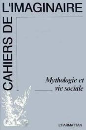 Mythologie Et Vie Sociale - Couverture - Format classique