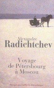 Voyage de pétersbourg a moscou - Intérieur - Format classique
