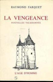 La Vengeance - Couverture - Format classique