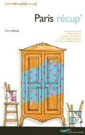 Paris récup' (édition 2007) - Intérieur - Format classique