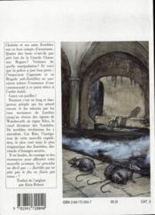 Gare Aux Zorribles - 4ème de couverture - Format classique