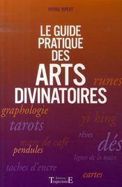 Le guide pratique des arts divinatoires - Intérieur - Format classique