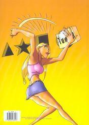 Les Blondes T.3 - 4ème de couverture - Format classique