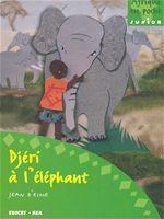 Djeri à l'éléphant - Couverture - Format classique
