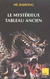 Le Mysterieux Tableau Ancien - Intérieur - Format classique