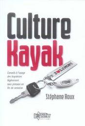 Culture kayak - Intérieur - Format classique