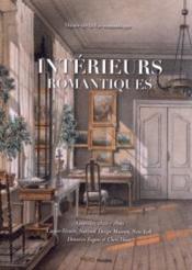 Vues d'intérieurs (1830-1880) - Couverture - Format classique