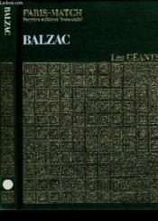 Les Geants - Balzac - Couverture - Format classique