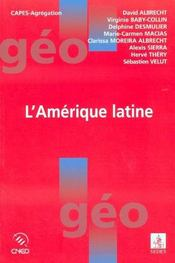 Vente  L'Amerique Latine  - Collectif