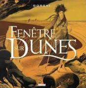 Fenetre sur dunes t.1 - Couverture - Format classique