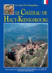 Le château de haut-koenigsbourg - Intérieur - Format classique