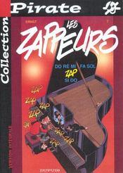 Les Zappeurs T.7 ; Do Re Mi Fa Sol Zap Si Do - Intérieur - Format classique
