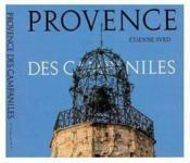 Provence Des Campaniles - Couverture - Format classique