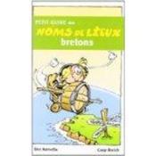 Petit guide des noms de lieux bretons - Couverture - Format classique