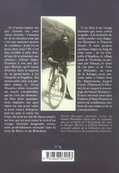 Sur Les Chemins Du Grand Meaulnes Avec Alain-Fournier - 4ème de couverture - Format classique