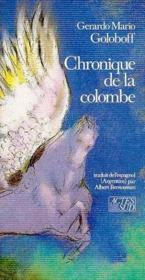 Chronique de la colombe - Couverture - Format classique