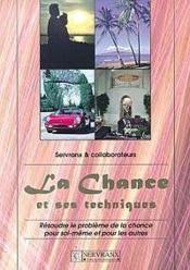 Chance Et Ses Techniques - Couverture - Format classique