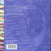 Canoe lune - 4ème de couverture - Format classique