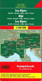 Les Alpes - 4ème de couverture - Format classique