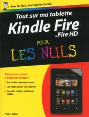 Tout sur mon Kindle Fire pour les nuls - Couverture - Format classique