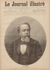 Journal Illustre (Le) N°52 du 30/12/1894 - Couverture - Format classique
