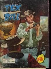 Tex Bill - Bimestriel N°95 - Couverture - Format classique