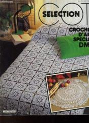 Tricot Selection - Crochet D'Art Special Dmc - Couverture - Format classique