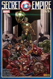 Vente livre :  Secret Empire N.5  - Secret Empire