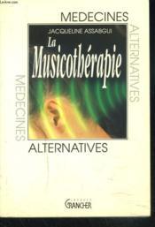 La musicotherapie - Couverture - Format classique
