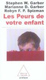 Les peurs de votre enfant - Couverture - Format classique