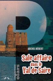 Sale Affaire Dans Le Val De Saire - Couverture - Format classique