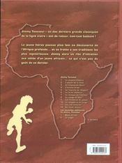 Les nouvelles aventures de Jimmy Tousseul t.1 ; blanc et noir - 4ème de couverture - Format classique